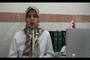 ویدئویی از خانم دکتر فشندکی در باره هپاتیت و هموفیلی